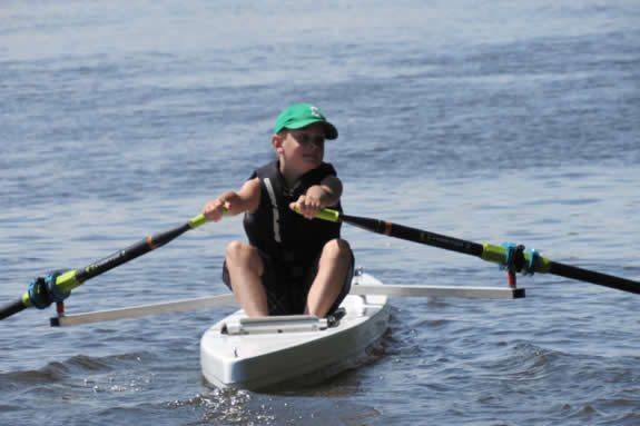 Youth and Family Rowing Program