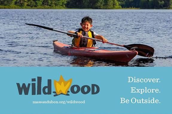 Mass Audubon's Camp Wildwood in Rindge NH offers a wide variety of overnight programs for kids, teens and families!