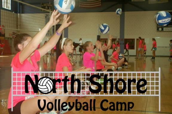 North Shore Volleyball Camp