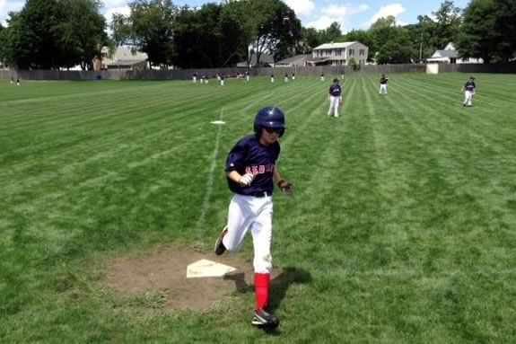 World Series Champions. Red Sox Baseball Summer Camp at Shore Country Day School in Beverly for Kids ages
