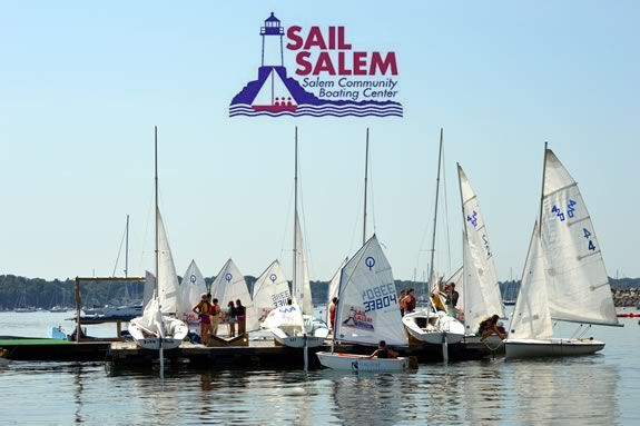 Sail Salem's Beginner Program is FREE to all kids, but you can only take this program once.
