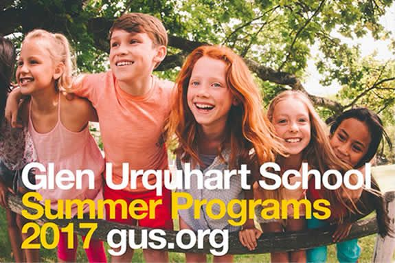 Summer Camp at Glen Urquhart School in Beverly MA