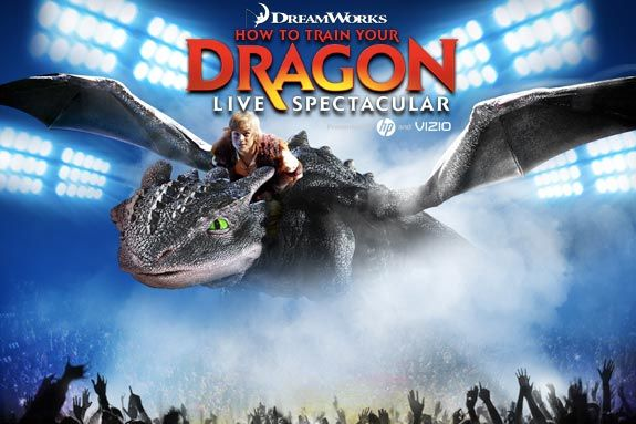 Save 25% on How to Train Your Dragon Live Spectacular Tickets!