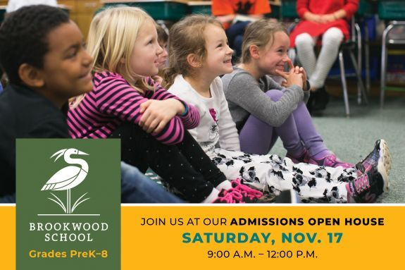 Located on Boston's North Shore on the Beverly/Manchester line just minutes from Route 128, Brookwood is a coeducational private independent day school for grades Pre-K through Eight.
