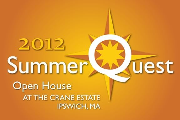Come to the open house at Castle Hill to meet Gary Dow, Director of SummerQuest