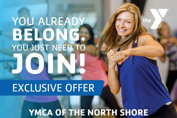 Join the YMCA of the NorthShore, North Shore. Join Today