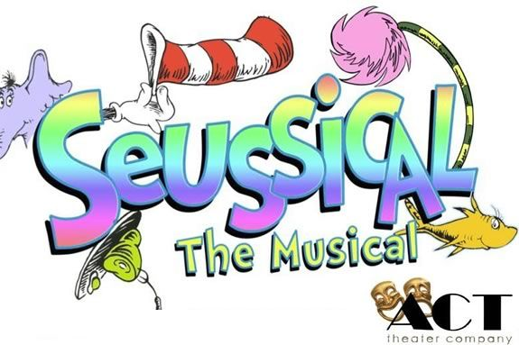 ACT Andover performs Seussical in October 2015!