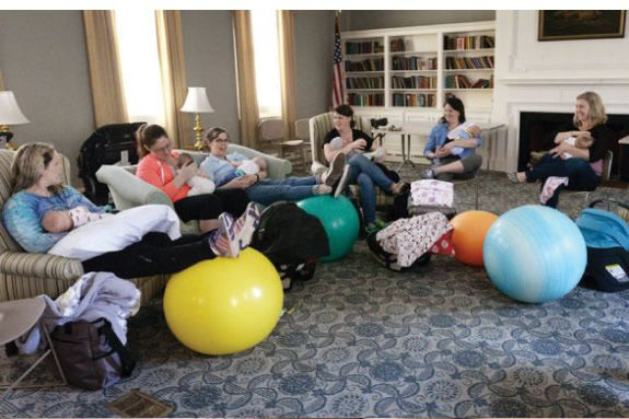 Anna Jaques Hospital Parent Support Group Newborn Care Class