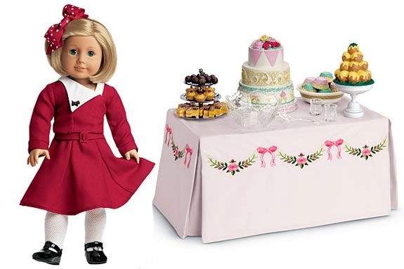 Come to Smolak Farms for an American Girl Christmas Tea Party!