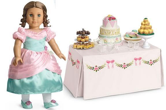 Come to Smolak Farms for an American Girl Tea Party!