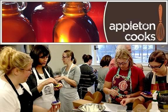 Learn about Maple Syrup at this 'Appleton Cooks' Session at the Trustees of