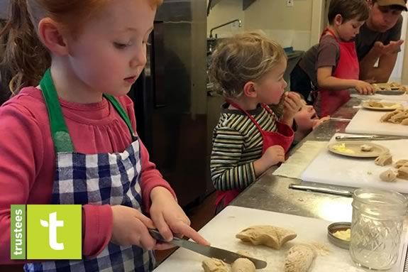 Join Appleton Farms in Ipswich Massachusetts for a kids in the kitchen session for preschoolers and try out some delicious kid-friendly recipes with ingredients right from the farm!