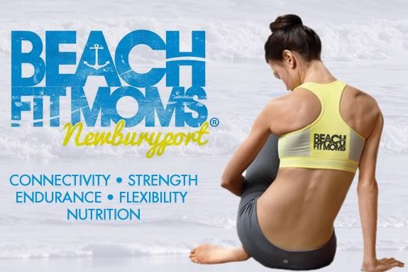 Beach Fit Moms invites North Shore Moms to their grand opening in Newburyport!