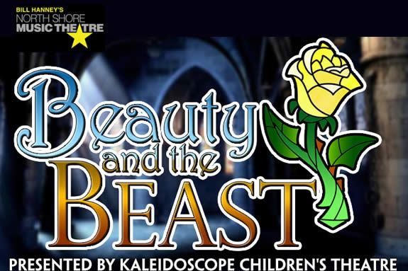 Beauty and the Beast at North Shore Music Theatre