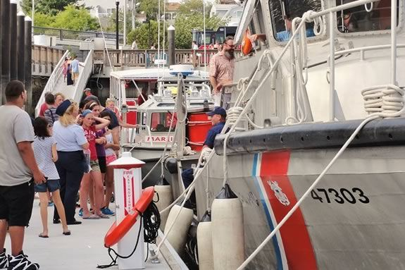 Families are invited to the Beverly Harbor Fest for an afternoon of family fun.