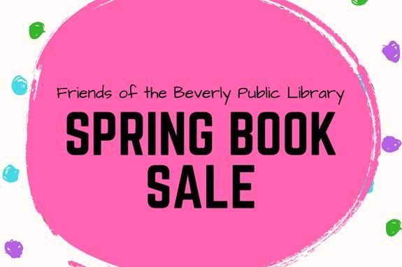 Beverly Library hosts hosts their annual book sale and fundraiser