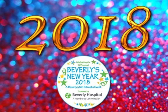 Ring in the New Year with your Family in Downtown Beverly Ma with a kid's new year countdown, entertainment, food, arts, crafts and all kinds of fun family events!!