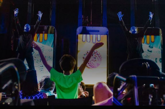 Blue Man Group Hosts 5th Annual Autism-Friendly Show