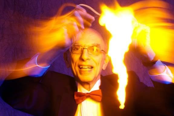 "Bob The Magic Guy ""Magic For Smart People""  Family Fun Series - Magic Month at t"