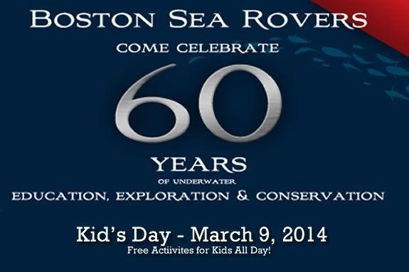 Boston Sea Rovers Kids Day Activities