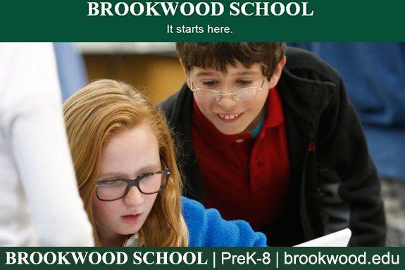 Brookwood School in Manchester MA for children grades Pre-K - Grade 8.