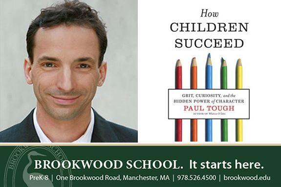 Brookwood School Speaker Series Presents Parenting Elementary School Kids.  How