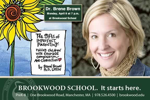 Brookwood School Manchester MA Speaker Event