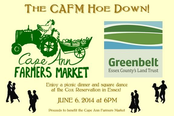 Come to a fun square dance and picnic to benefit CAFM!