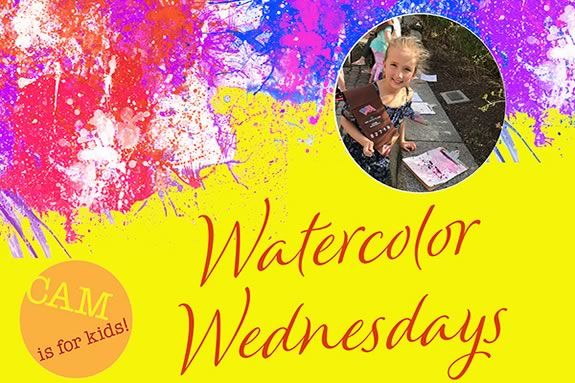Families are invited to come paint at this drop in activitiy at the Cape Ann Museum in Gloucester