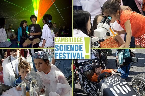 The Cambridge Science Festival makes science accessible, interactive and fun