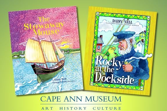 Cape Ann Museum hosts a family friendly story and song time with Daisy Nell!