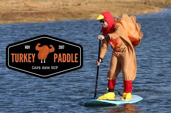 Cape Ann SUP Turkey Paddle