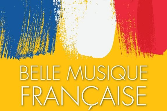 Cape Ann Symphony present Belle Musique Francais featuring Ina Zdoroetchi.