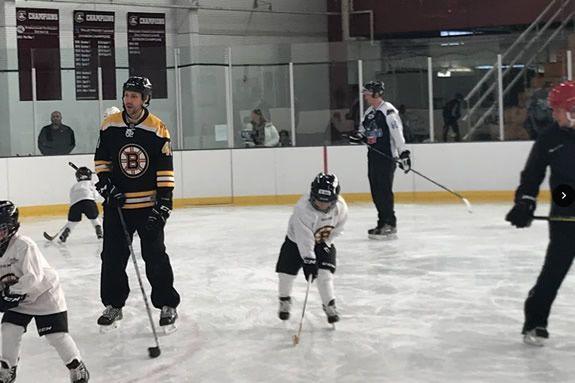 Youth Hockey, Cape Ann Youth Hockey, Gloucester Rink