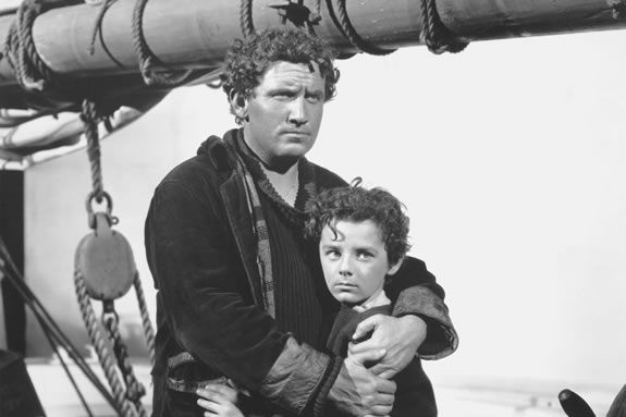 Come to CAM Green in Gloucester Massachusetts for a showing of the classic film 'Captains Courageous'