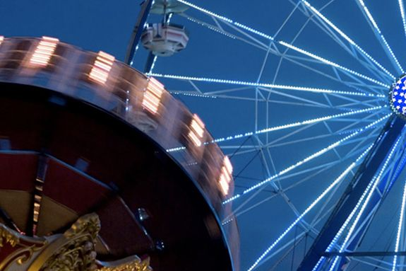 The Marblehead Carnival is a fundraiser for the Marblehead High School junior class!