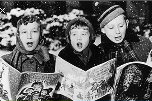 Join the Holiday fun on a caroling hayride in Beverly Farms!