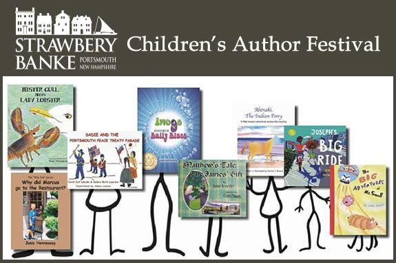 Children's Authors Festival