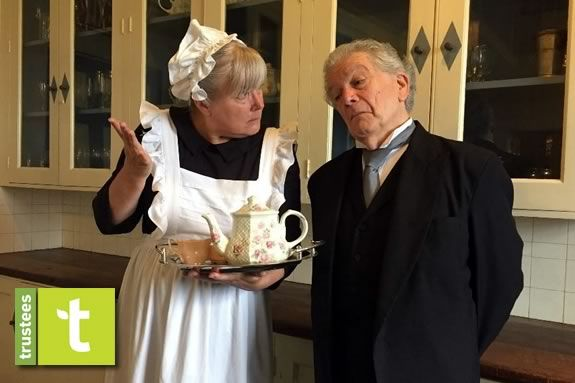 Was it the butler in the pantry with the pipe wrench?  Come find out at the Crane Estate Family CLUE party!