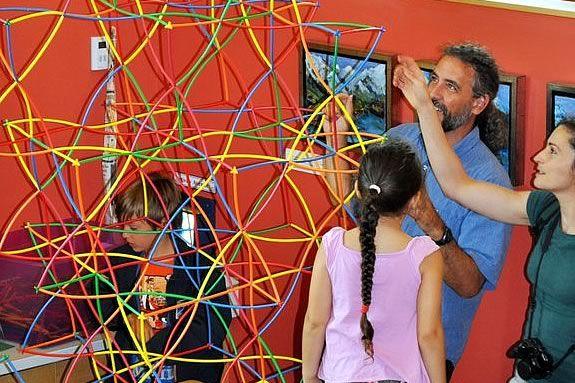 Mother's get FREE admission on Mother's Day at the Children's Museum of NH