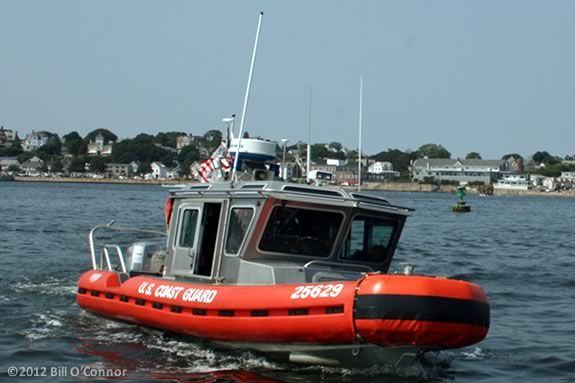 Gloucester's US Coast Gaurd Station host an open house and boating safety day at their station in downtown Gloucester!