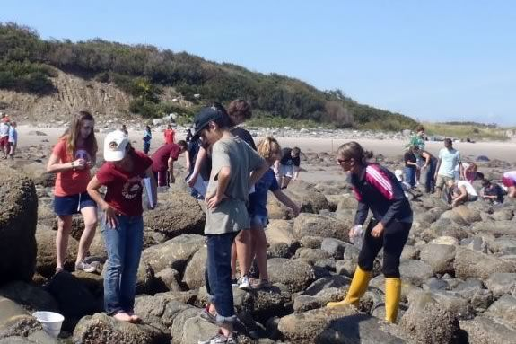 Celebrate the Coast at Joppa Flats Education Center with your Family!