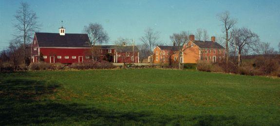 Tour Cogswell's Grant Coastal Farm in Essex Massachusetts