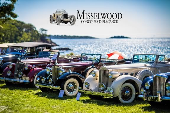 The Councours d'Elegance is a fundraiser for Endicott College scholarship programs