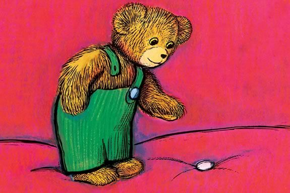 Corduroy the Bear will pay a visit to the Children's Museum of New Hampshire!