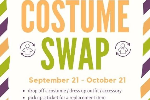 Peabody Institute Library hosts a costume swap program for Peabody area families!