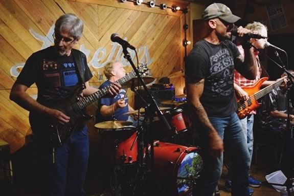 Country Mile is New England's Red Hot Country Music, Dance, Party and Show Band