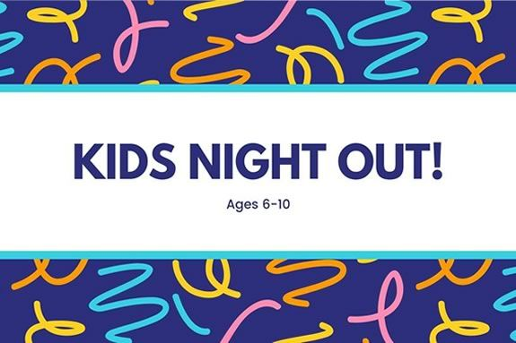 Kids night out at the Crane Estate is a night of mindful activities for kids ages 6-10