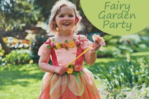 Fairy Garden Party at Crane Estate at Castle Hill Ipswich MA