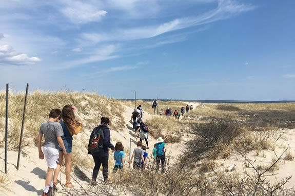 CraneExplorer events are designed to appeal to families with children ages 5-12 at the Crane Estate in Ipswich MA